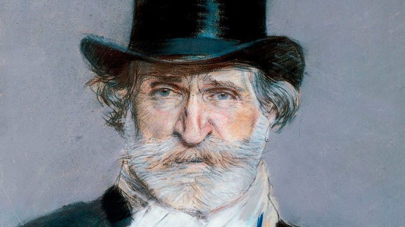Verdi By Giovanni Boldini